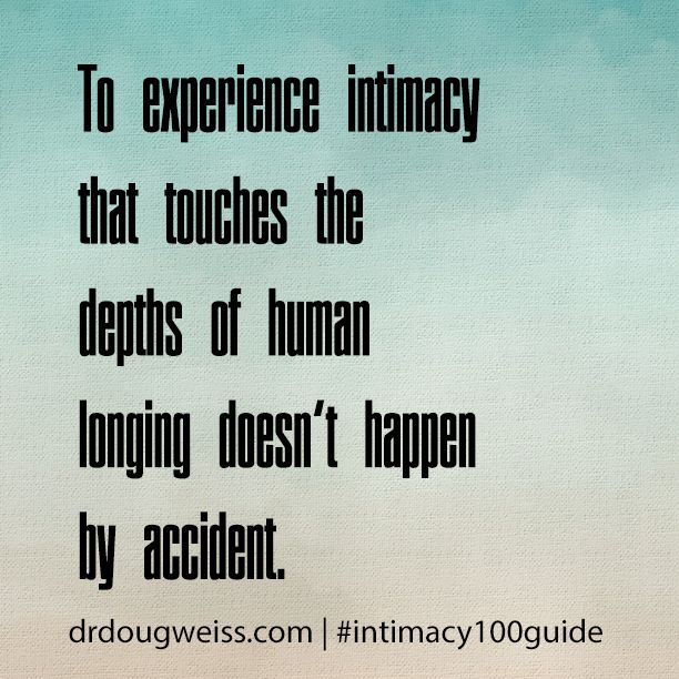 Marriage Quotes - Intimacy Anorexia