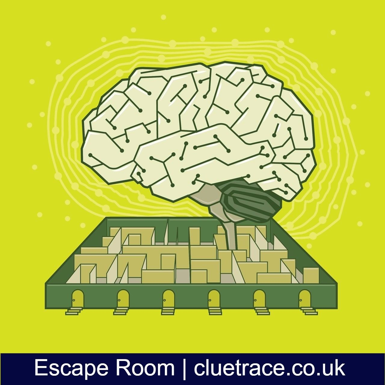 Cluetrace is the new exciting live escape game in #London. #escapegame   http://wu.to/U3ljmJ