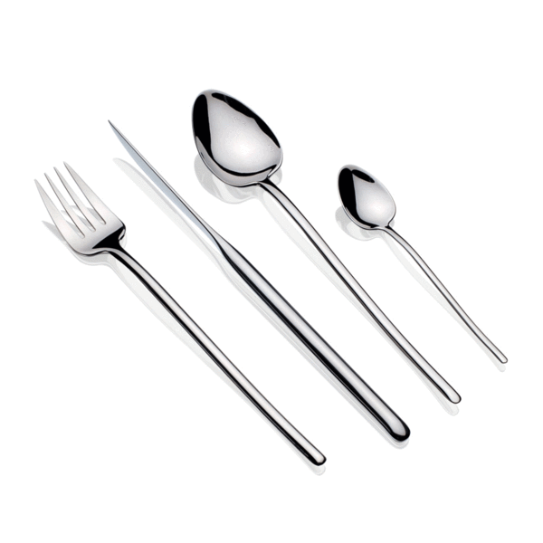 Great Herdmar Stick Cutlery Set Has An Attractive Subtle Design. Sleek, Elegant  Luxury Cutlery That