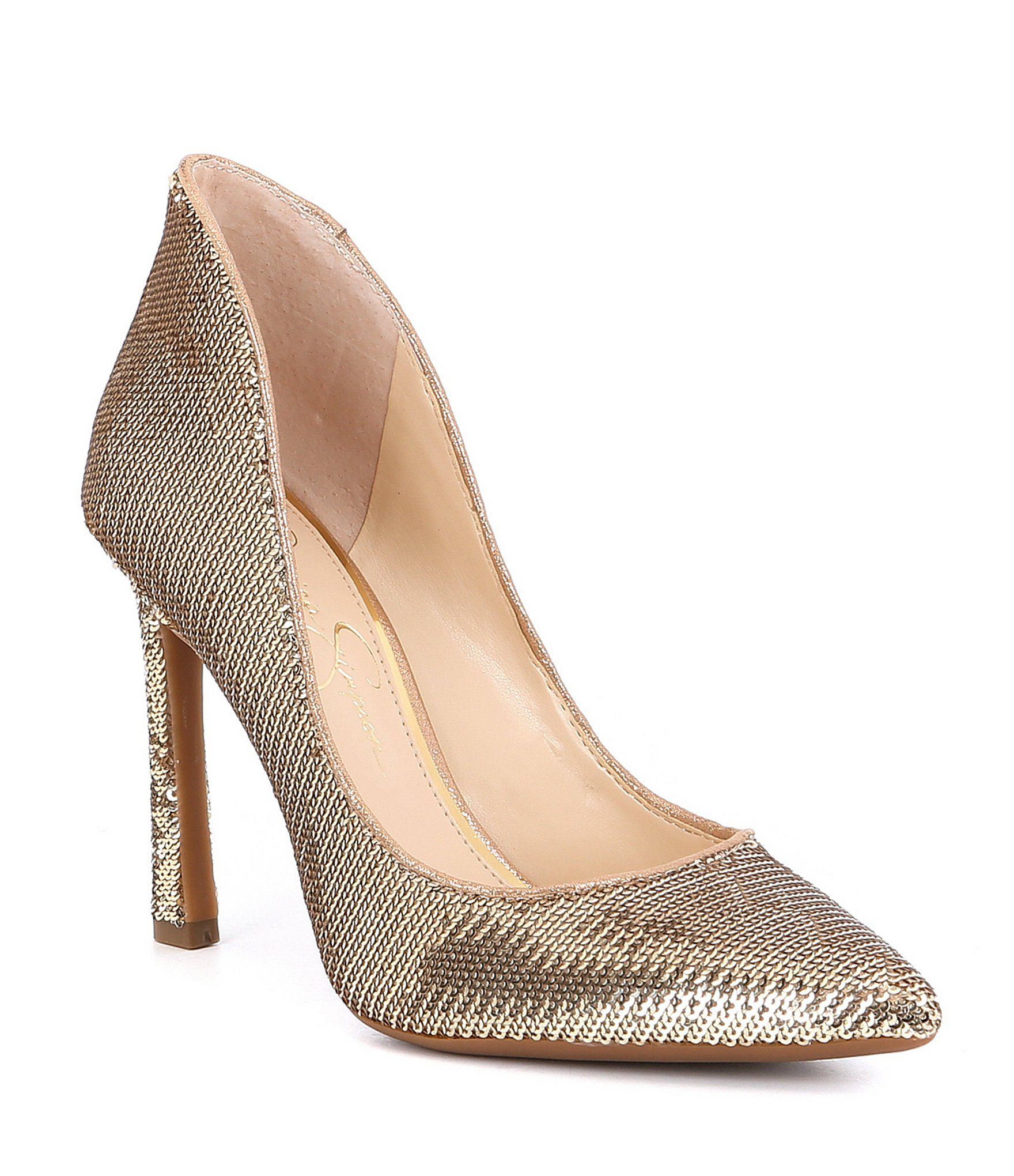 975e1b634c5 Shop for Jessica Simpson Parma Fabric Sequin Pumps at Dillards.com. Visit  Dillards.com to find clothing