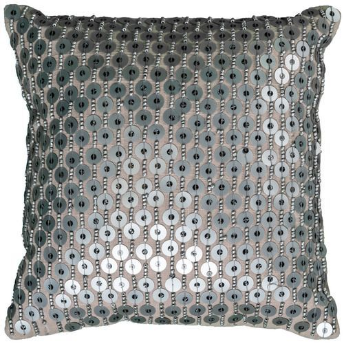One Of A Kind Accent Pillow Cover (Khaki ) (T06236)
