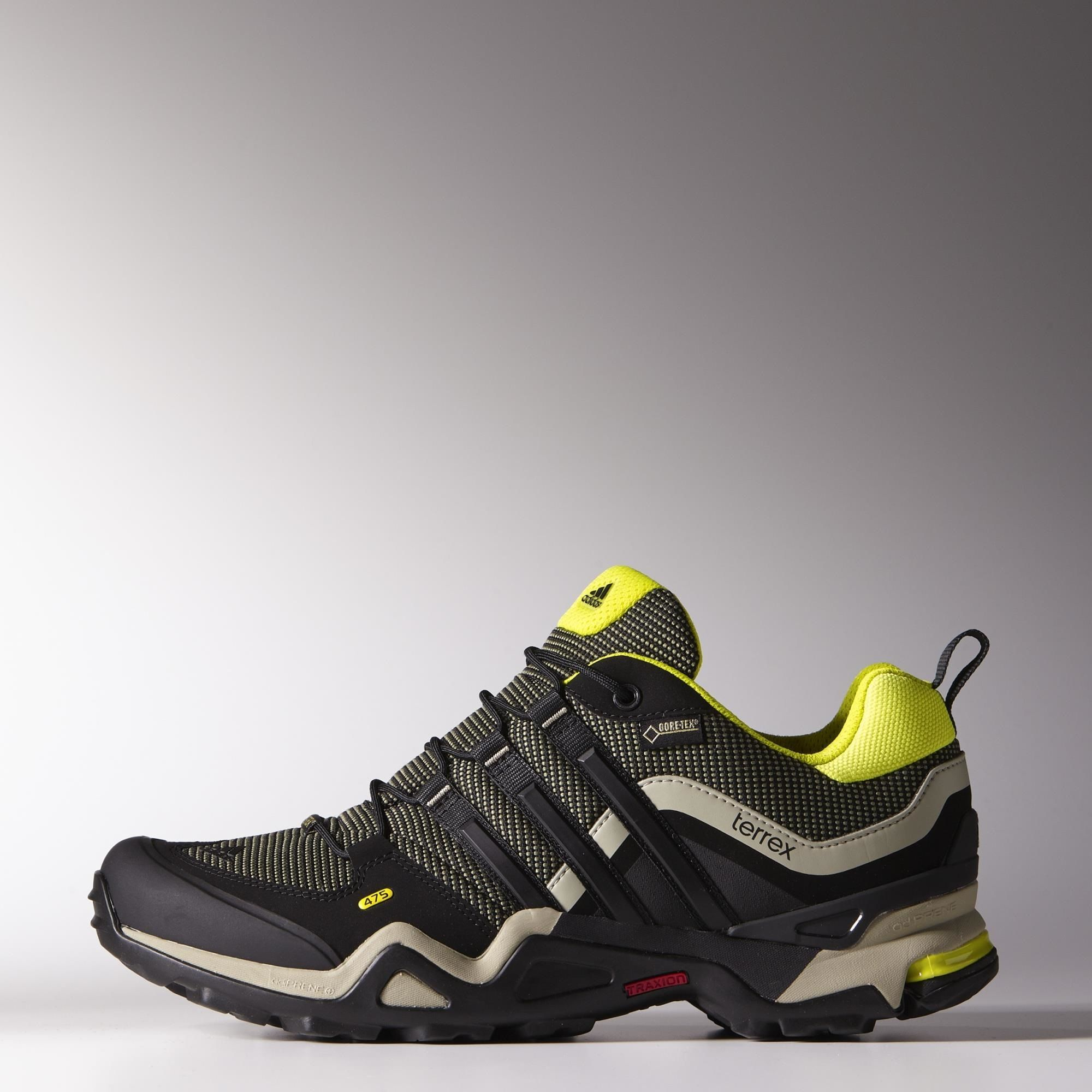 Adidas Terrex Fast X Gtx Shoes Green Adidas Us Boots Shoes Adidas Online