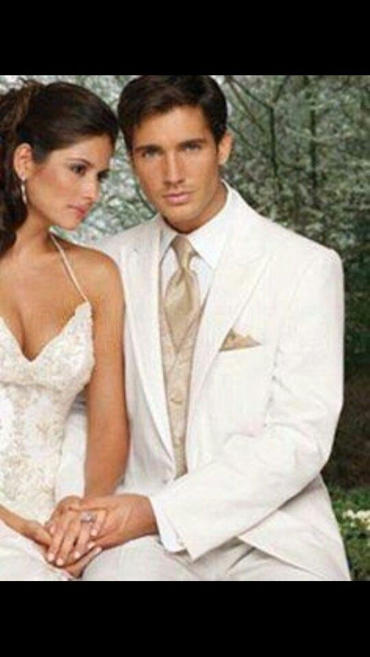 Best White Single Breasted Button Lapel Worsted Groom Wedding Tuxedo