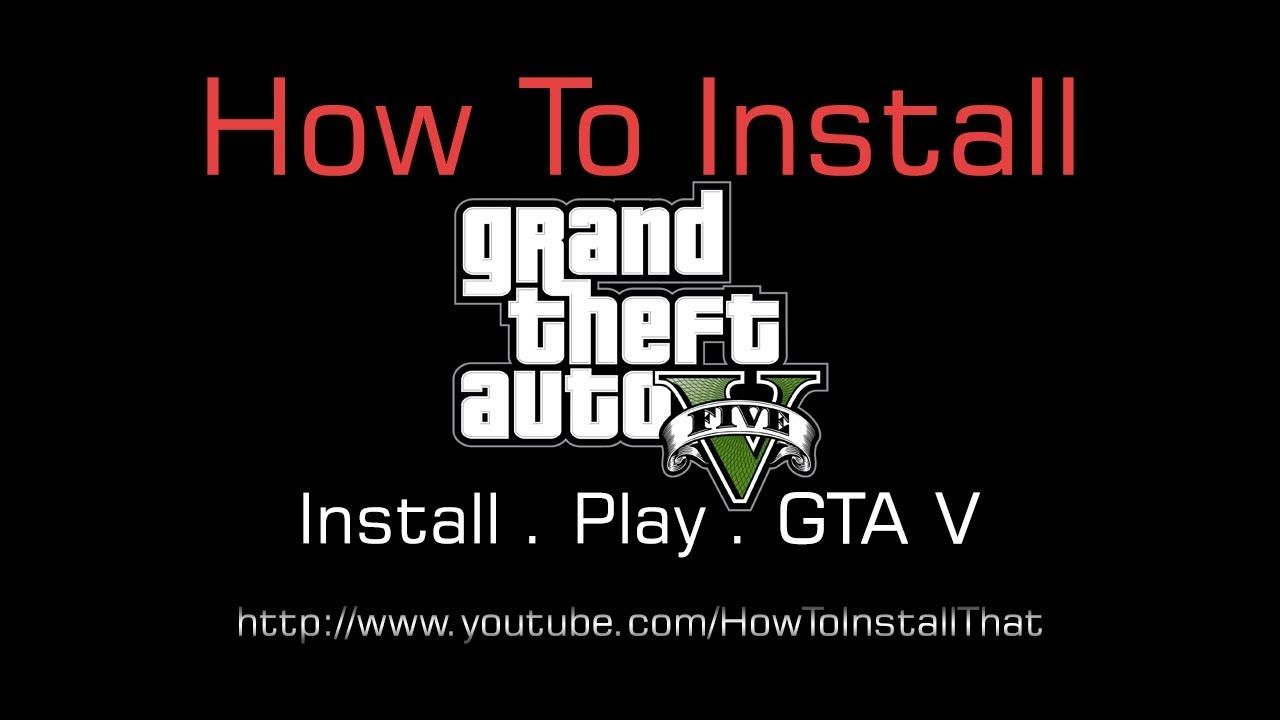 Let's watch how to install #GTA 5 on PC in Windows 10  It's