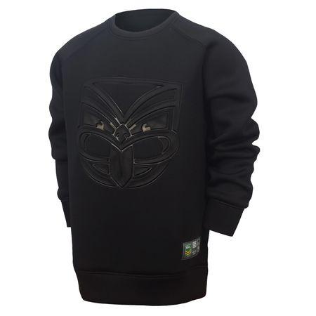 2246a2639bd31b 2017 Warriors Supporter Embossed Sweatshirt