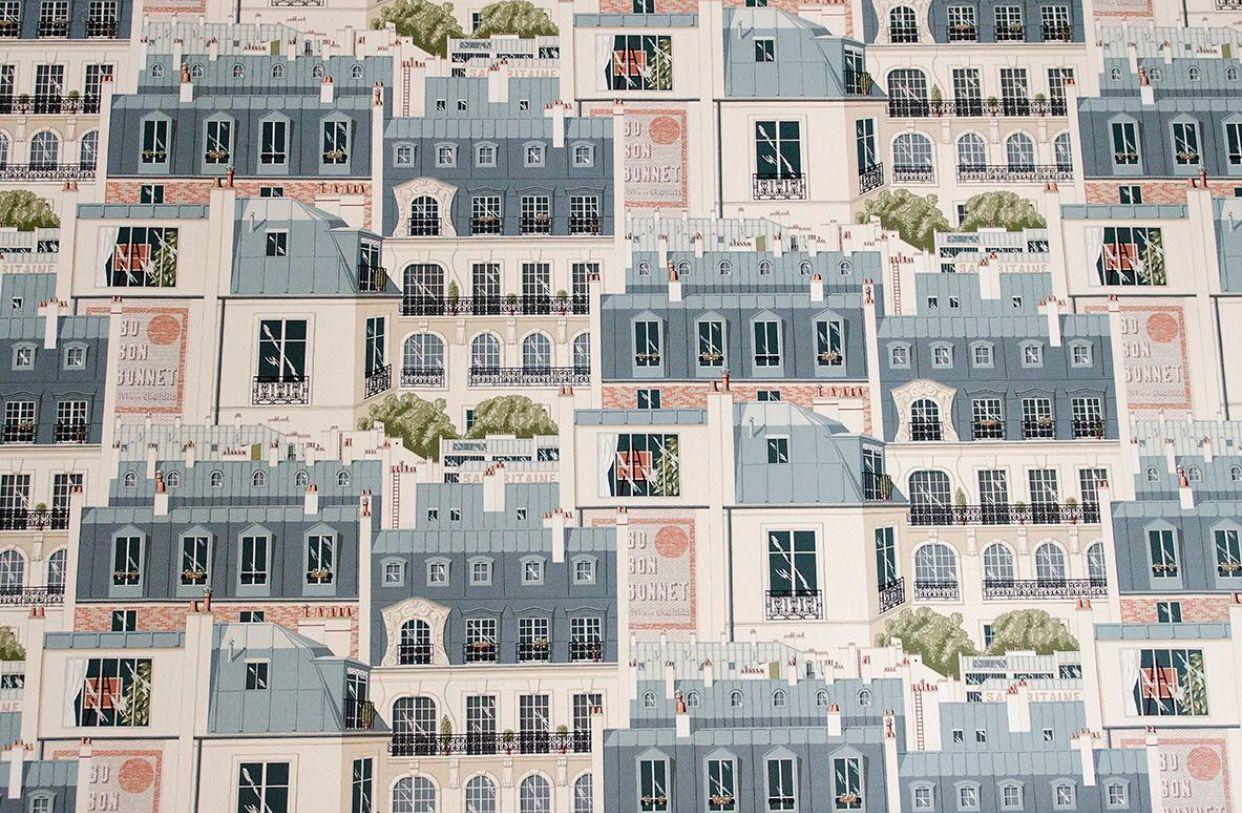 Papel de Manuel Canovas Paris