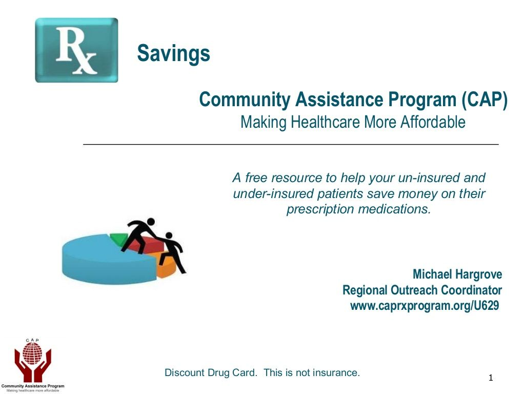 rx-discount by drugcard via Slideshare