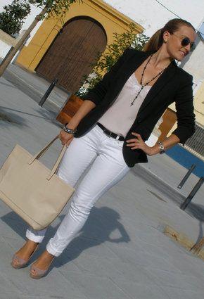 La Para Oficina Chicisimo romerodelgado Ilvania Looks Blanco 0q1Hx7pnPw
