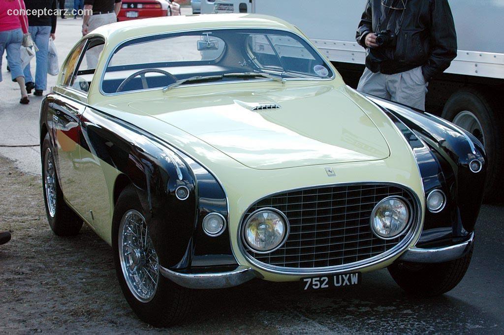 1952 FERRARI 212 INTER BERLINETTA - coachwork by Carrozzeria Alfredo Vignale of Turin.  Chassis No: 0197 EL / Engine No: 0197EL