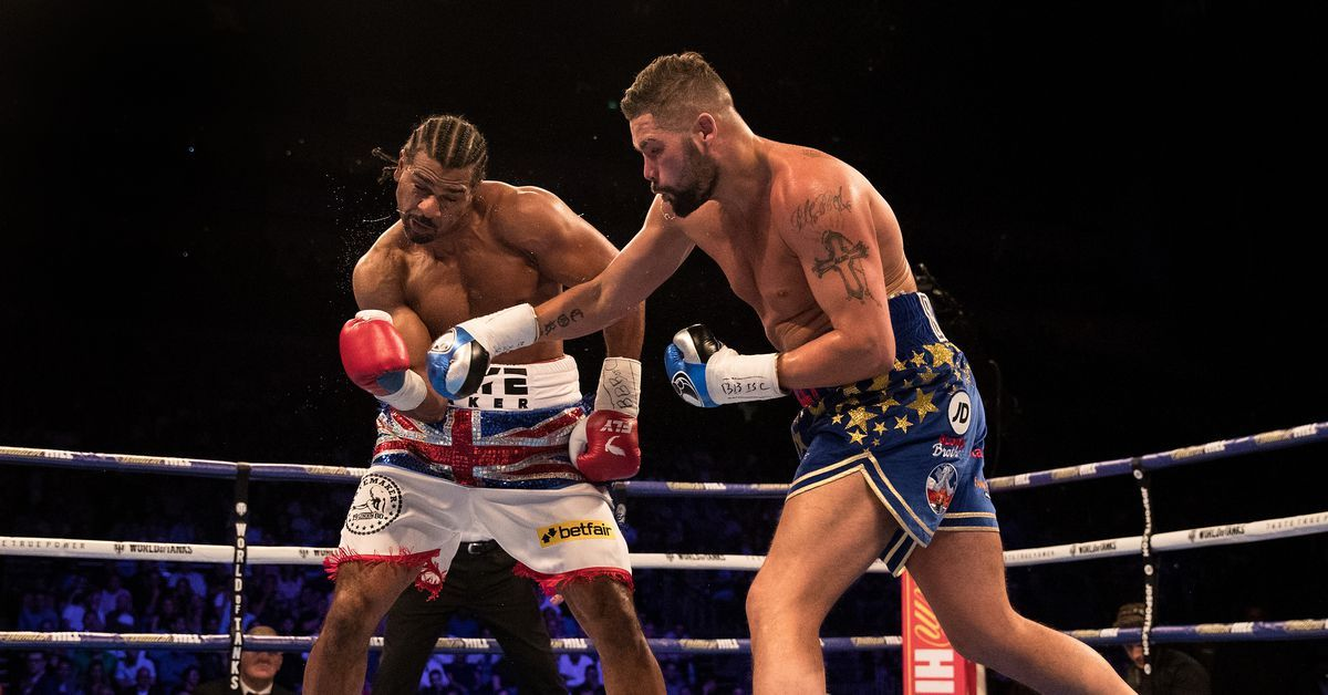Bellew: I would stop Tyson Fury quicker than I stopped David Haye: Bellew explains why he would love a fight with… #boxing #allthebelts