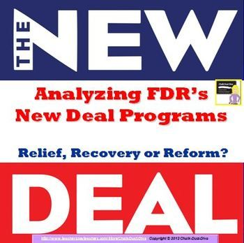 fdr new deal essays