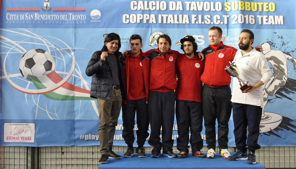 San Benedetto e la Federazione Italiana Sport Calcio da Tavolo un connubio vincente  TM. https://t.co/HrpCCkS4FA https://t.co/DOz32EHYT2