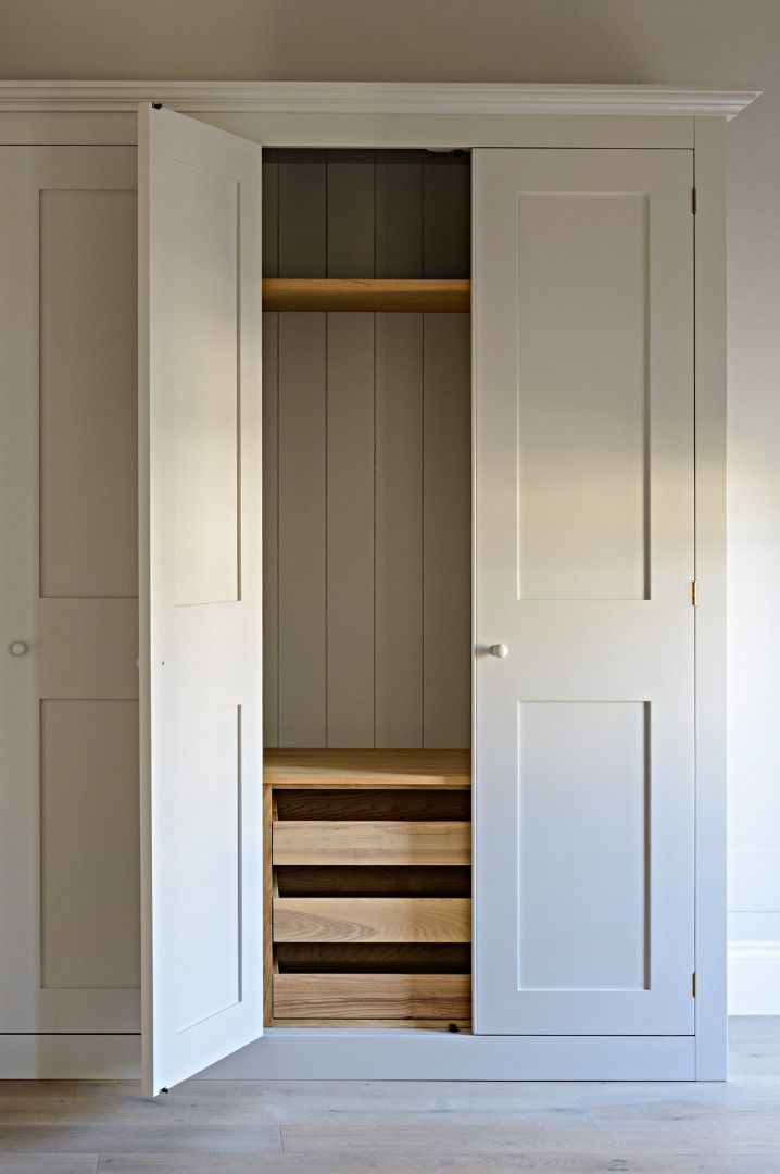 Bespoke shaker cupboard