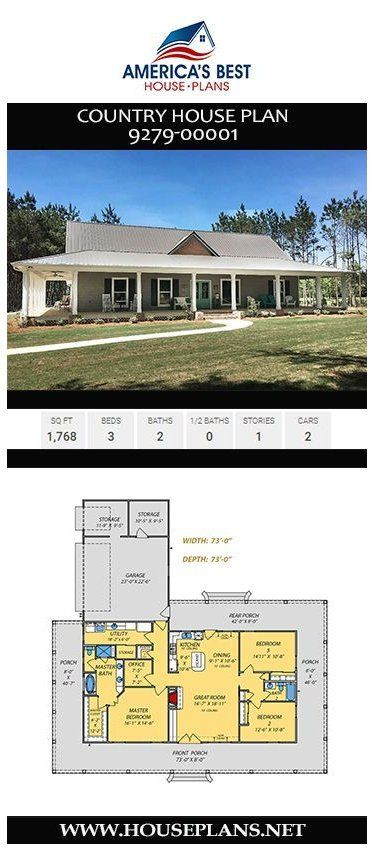 farmhouse plans with wrap around porch one story