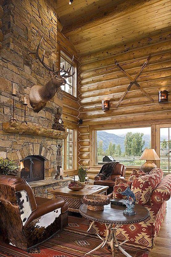 Amazing Living Room Designs: 25 Amazing Western Living Room Decor Ideas