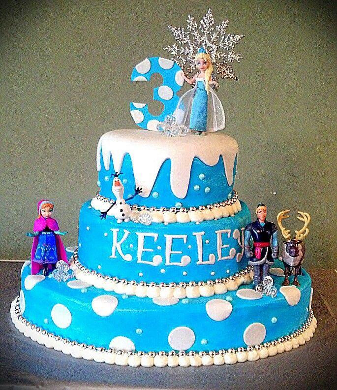 Best 25 Frozen Birthday Cake Ideas On Pinterest Elsa