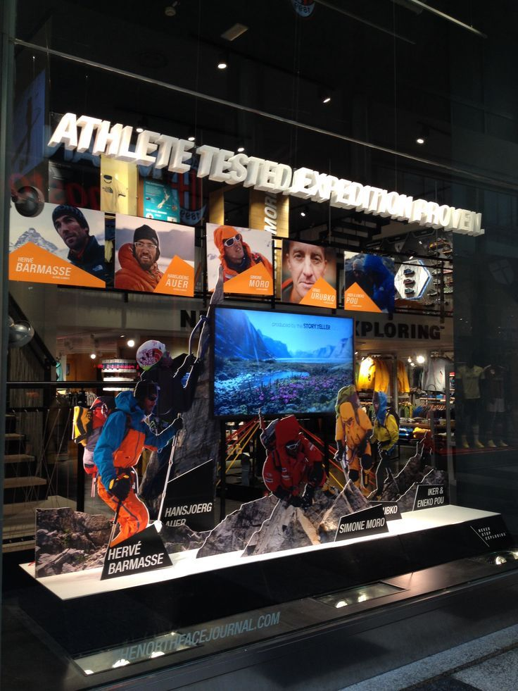 THE NORTH FACE STORE MOSCOW MALL EXTREME - Поиск в Google