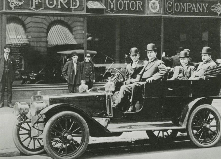 'henry ford and the motor car The car forced many competing manufacturers out of business, including a number of fledgling australian car makers who could not compete with ford's low price some dealers were assembling model t's better than others so to standardise production, the ford motor co of australia was formed in 1925.