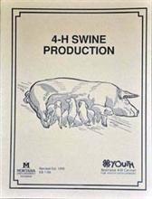 4-H Swine Production 2B1198