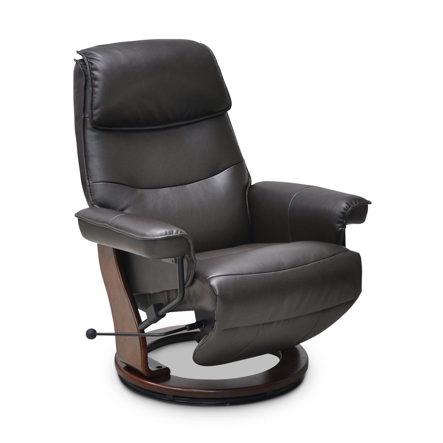 500 Count Swivel Recliner Chair At Hom Furniture