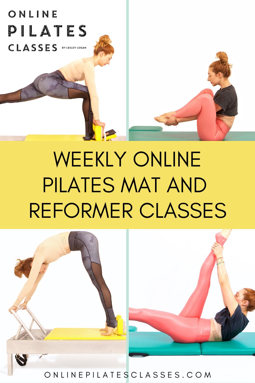 Online Pilates Classes In 2020 Online Pilates Pilates Pilates Class