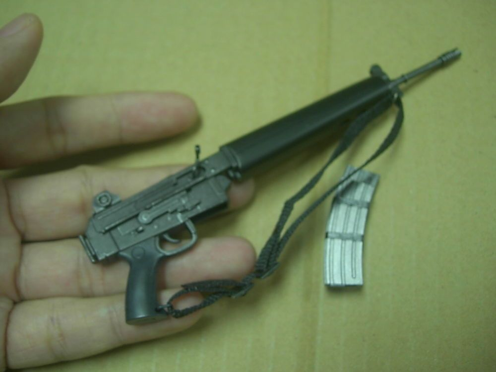 """1//6 Scale Combat Sword Soldier Weapon Model For 12/"""" Figure Body Hot Toys"""