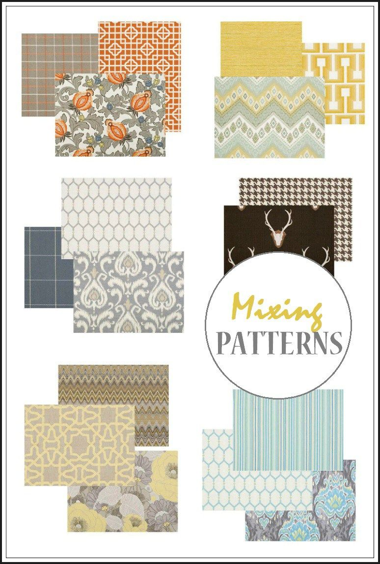 Mixing Patterns 8 Tips to Make It Easy Schneiderman's