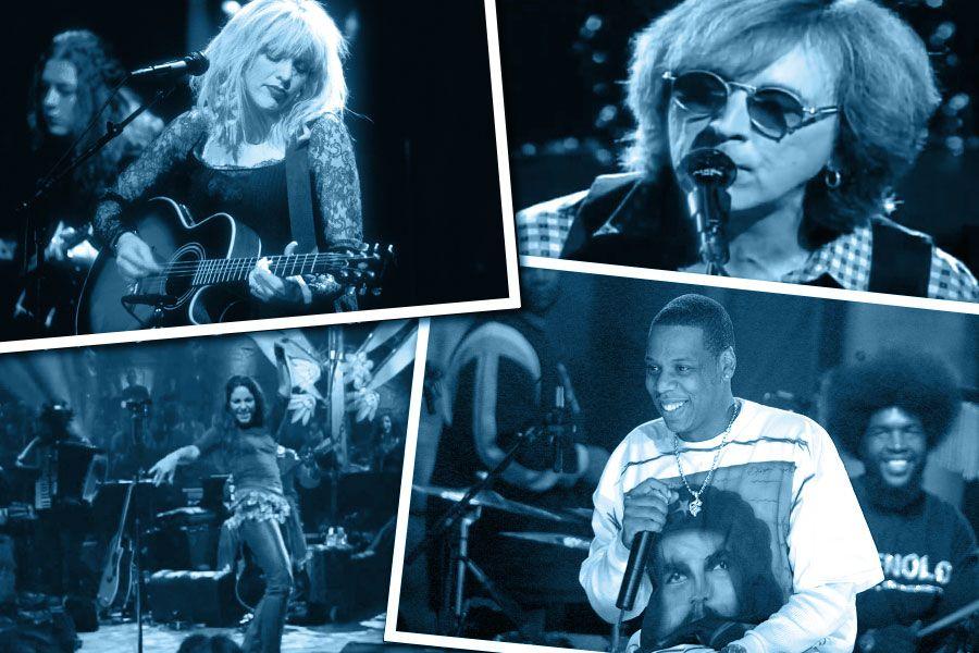 7 Really Good MTV Unplugged Performances