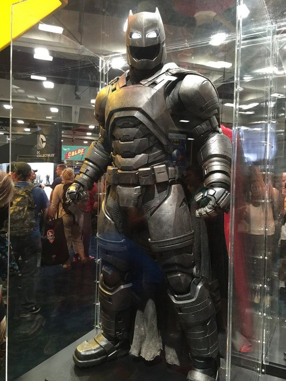 Batman V Superman Armor TO ORDER Costume DC Movie By Boysbandprops