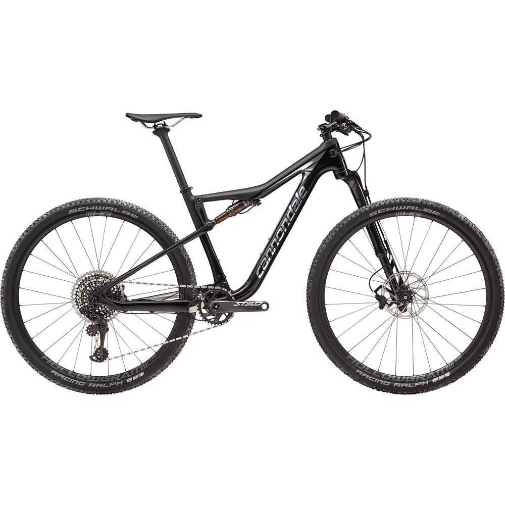 Cannondale Scalpel Si Hi Mod 1 2019 Xc Mountain Bike Black Xc