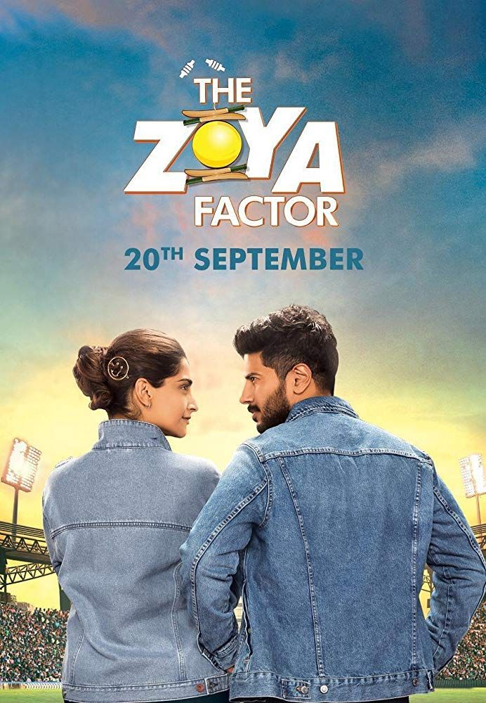 Free download The Zoya Factor [2019] DVDRip FULL MOVIE