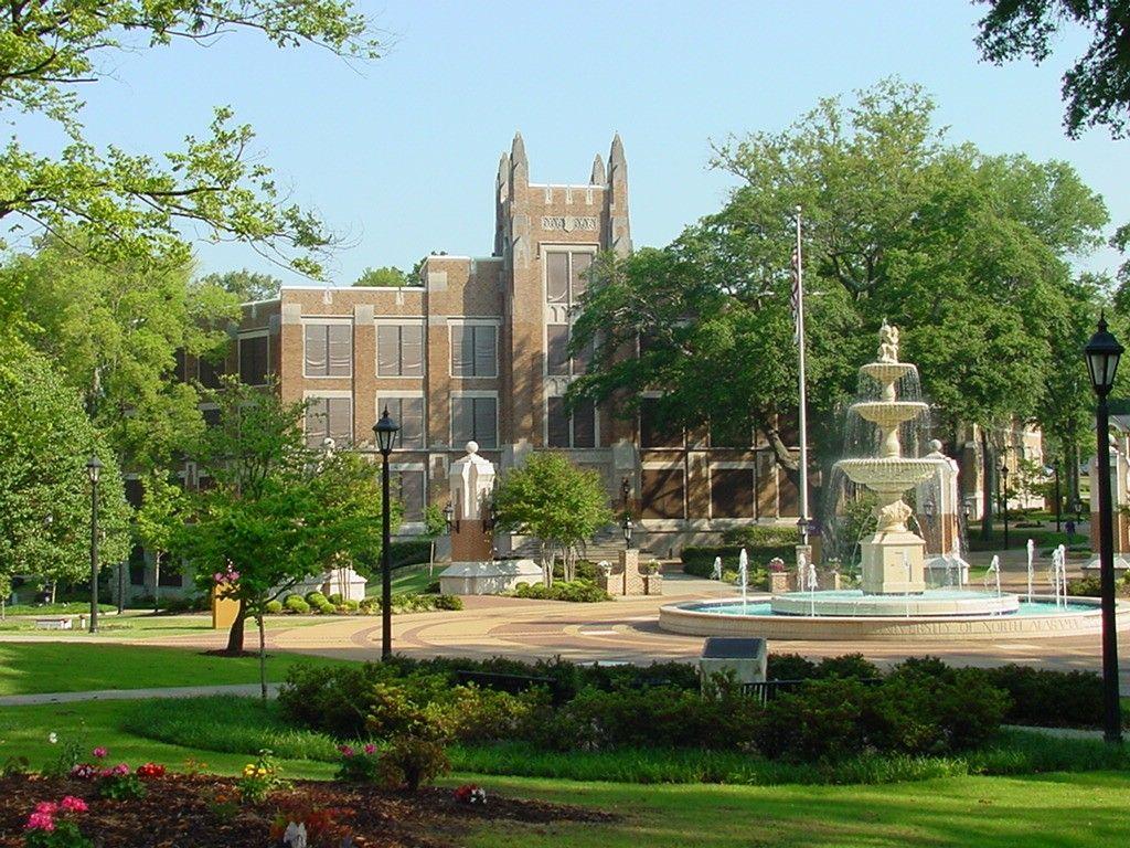 University Of North Alabama Florence Alabama Sweet Home Alabama