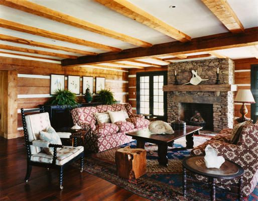Hunting Lodge | Sara Bengur Interiors