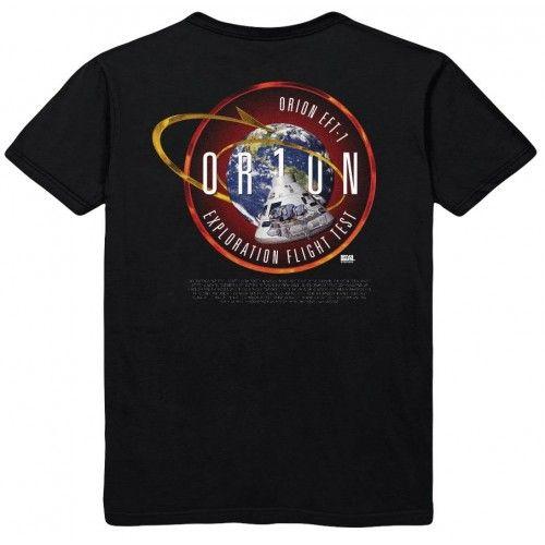 Nasa Orion Exploration Flight Test 1 or EFT-1 T Shirt ...