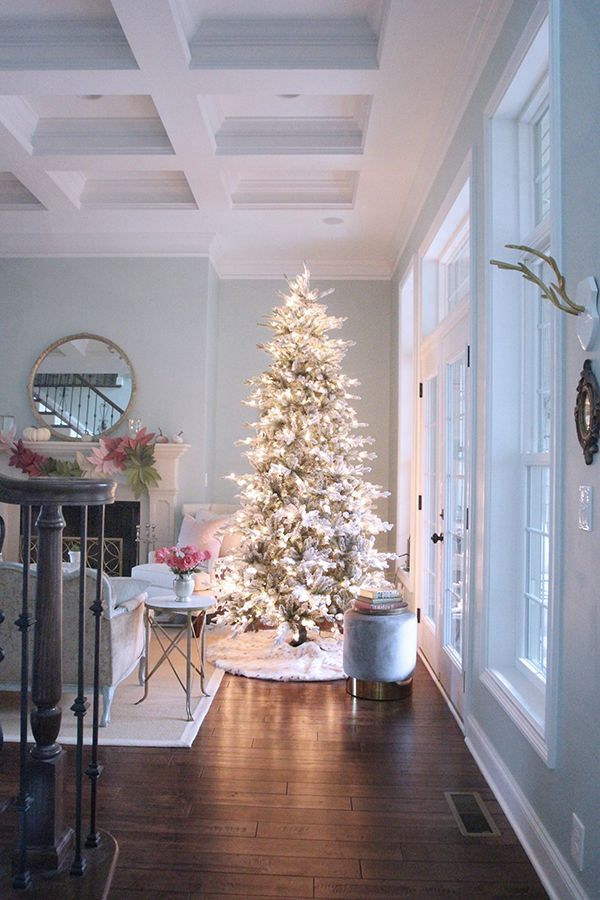 The Real Story on My New Faux Christmas Trees (yes, there\u0027s more