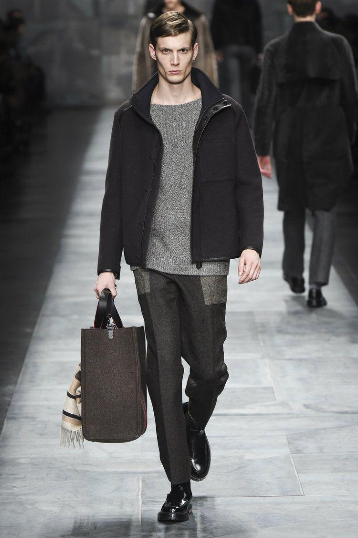 Herren Winterjacken 2018 Herrenkleidung Mannliche Mode Fashion Week