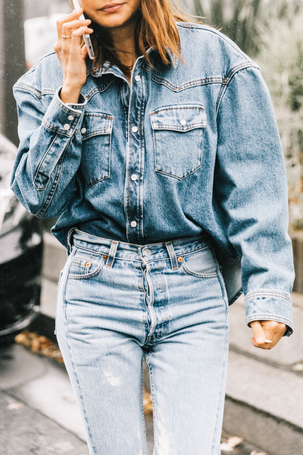 e3d0937d6 Denim Shirt Outfit Tumblr - DREAMWORKS