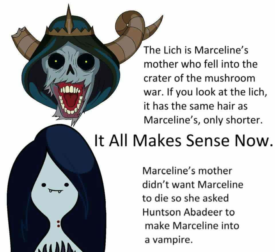 Adventure Time Theory Cannot Be Unseen Adventure Time