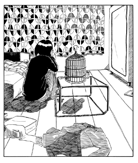 In GEN's Sorako, a young woman's friends tell her she's living her life too passively, like an outsider looking in on someone else's world. But she kind of likes it that way. Sorako is about everyday life as a twenty-something in Japan, gradually learning more about yourself and those around you through good times, bad times, and kind of okay times. You can read Sorako in print or as a digital download at genmanga.com.