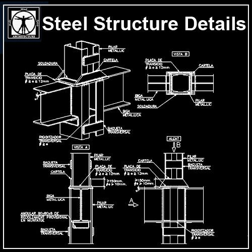 Building Design Software Freeware: Pin On CAD Drawings Of Steel Structure,Steel Structure