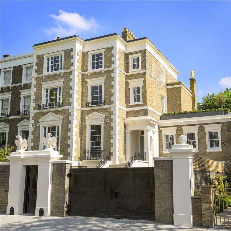 London Apartments Exterior: Dream House Exterior, City House, John Wood