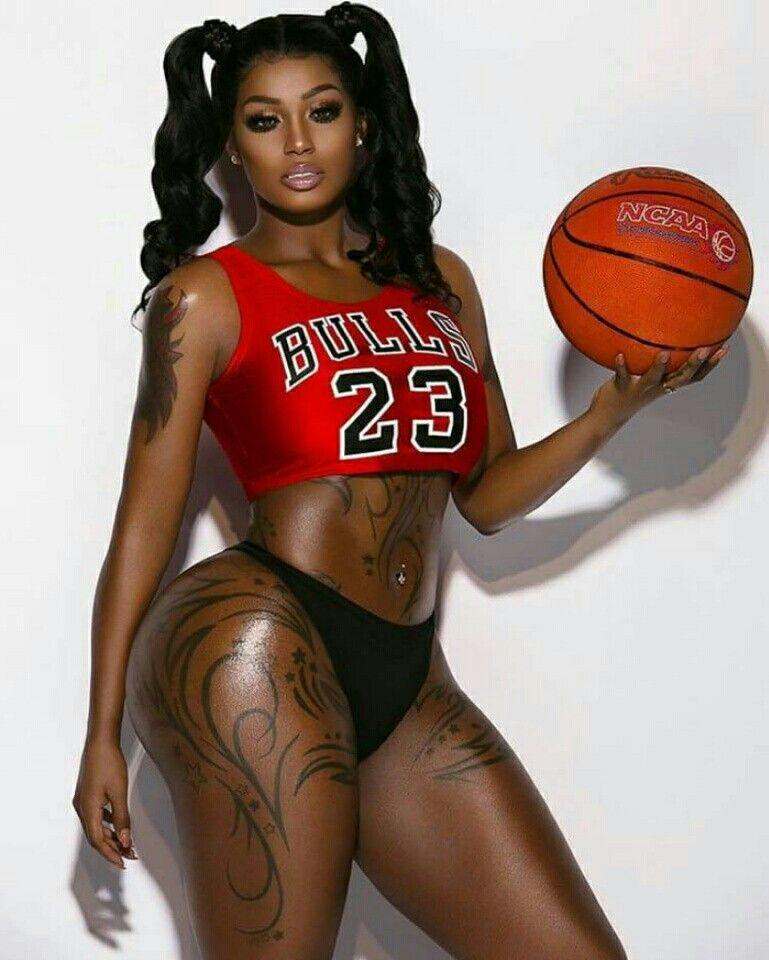 Sexy black girl ass