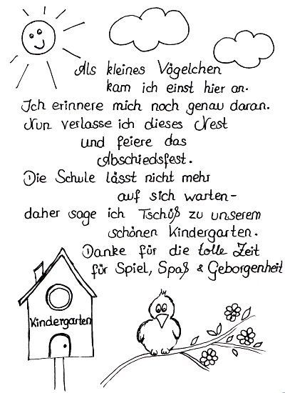 Abschied Kindergarten Basteln Kindergarten Geschenke