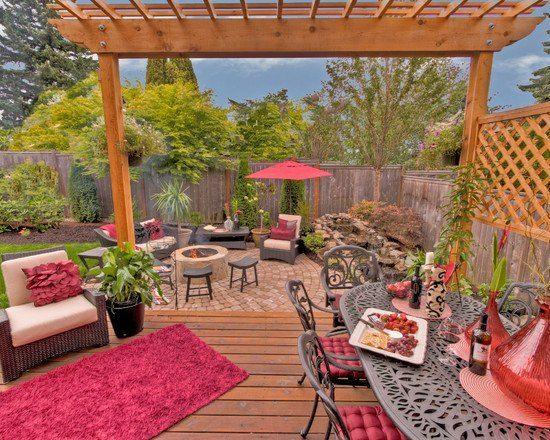 terrassen schmiedeeisen m bel romantisch rosa akzente. Black Bedroom Furniture Sets. Home Design Ideas