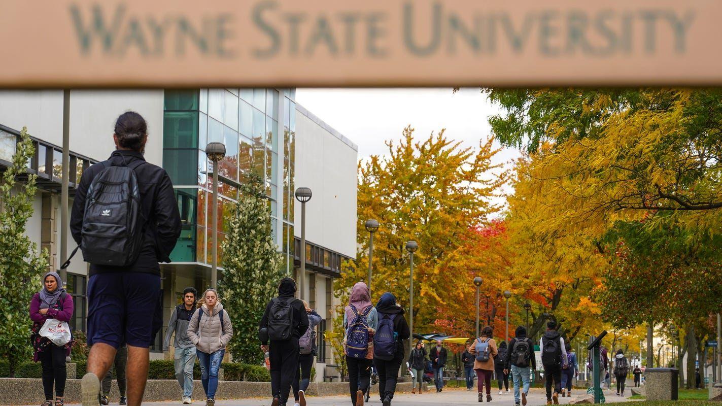 Wayne State University Freezes Tuition For Upcoming School Year Wayne State University Free Tuition Wayne State