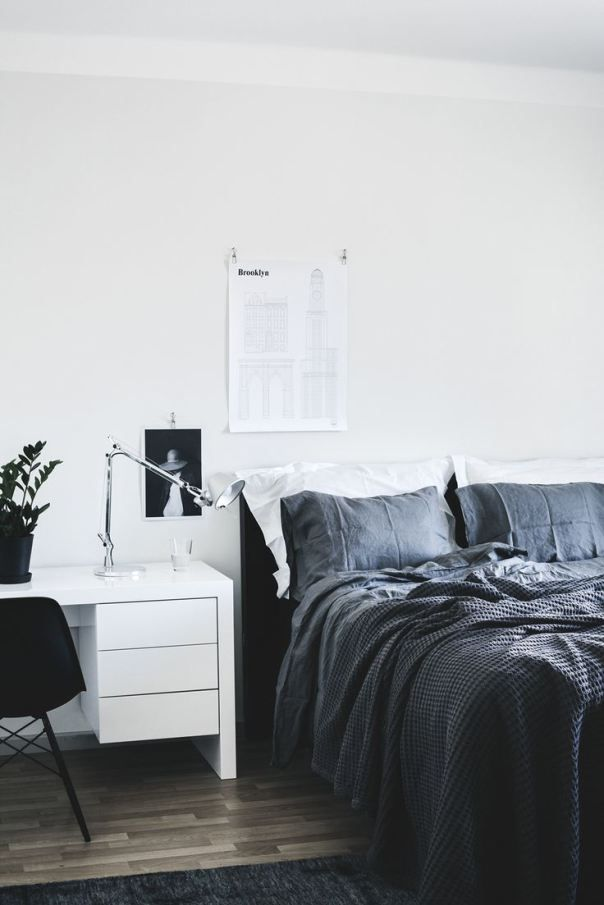 Finnish Home With Dark Furniture   Via Cocolapinedesign.com | Home Decor |  Pinterest | Dark Furniture
