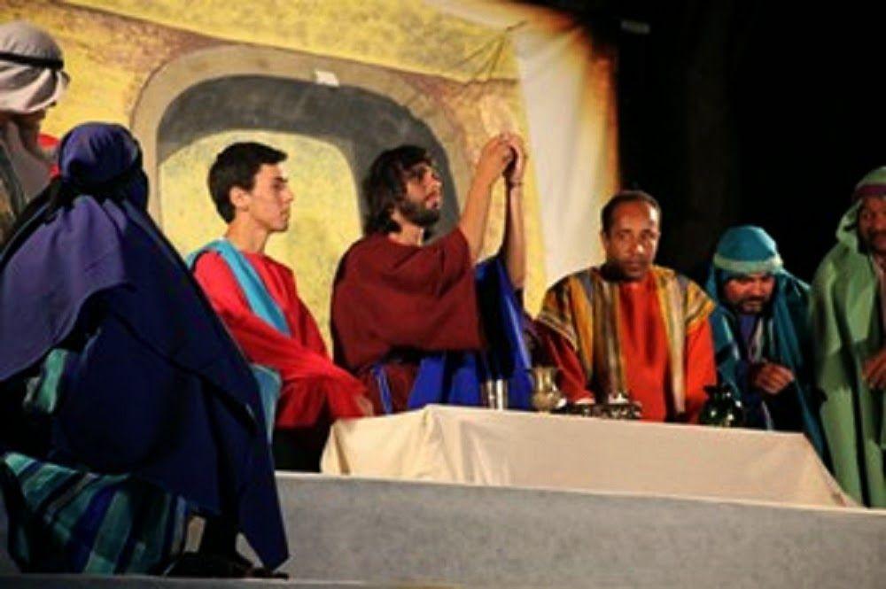 JORNAL O RESUMO: Paixão de Cristo é destaque na programação da Sema...