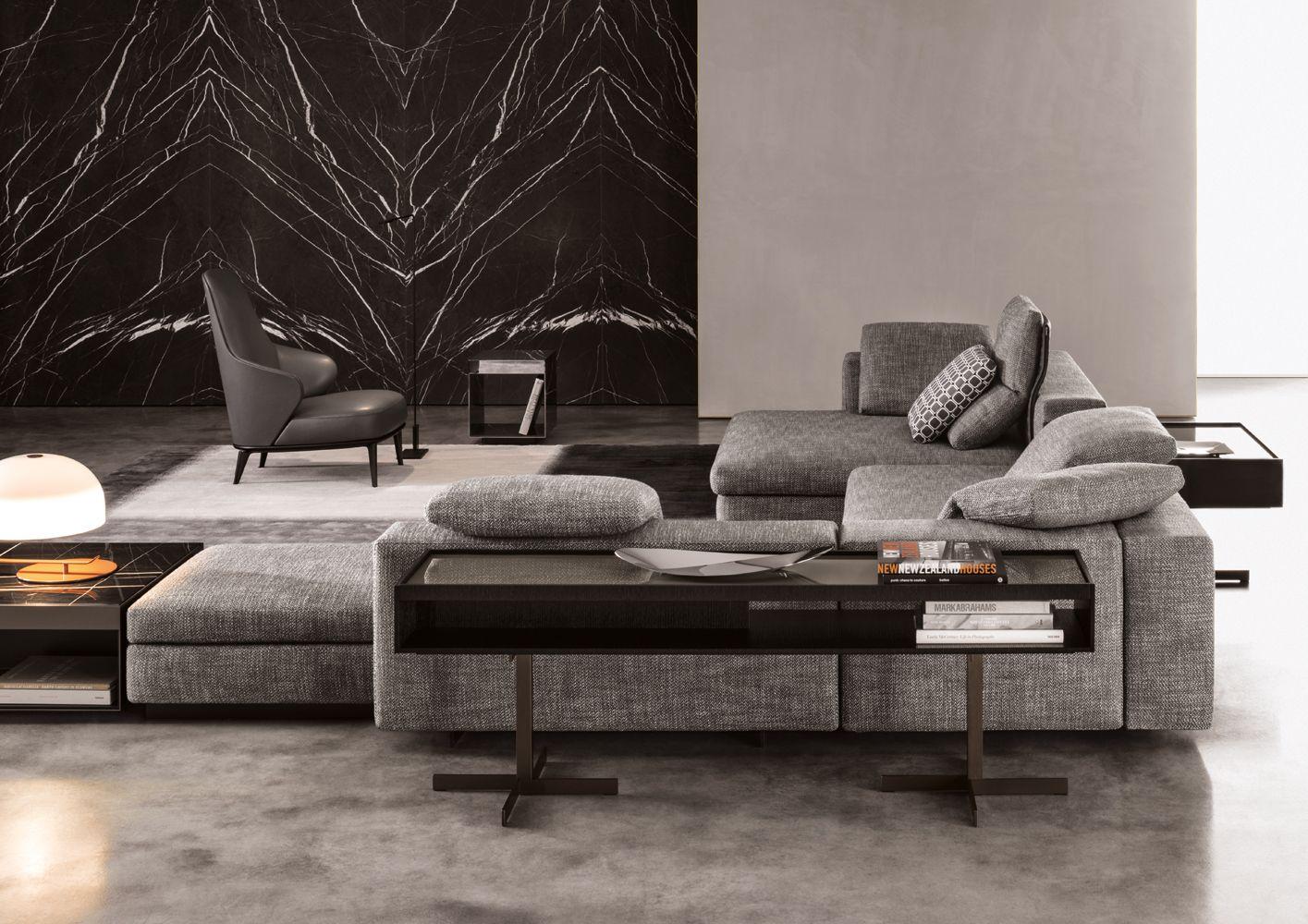 Minotti Mobili ~ Yang modular sofa minotti milia shop sofa︱沙发 pinterest