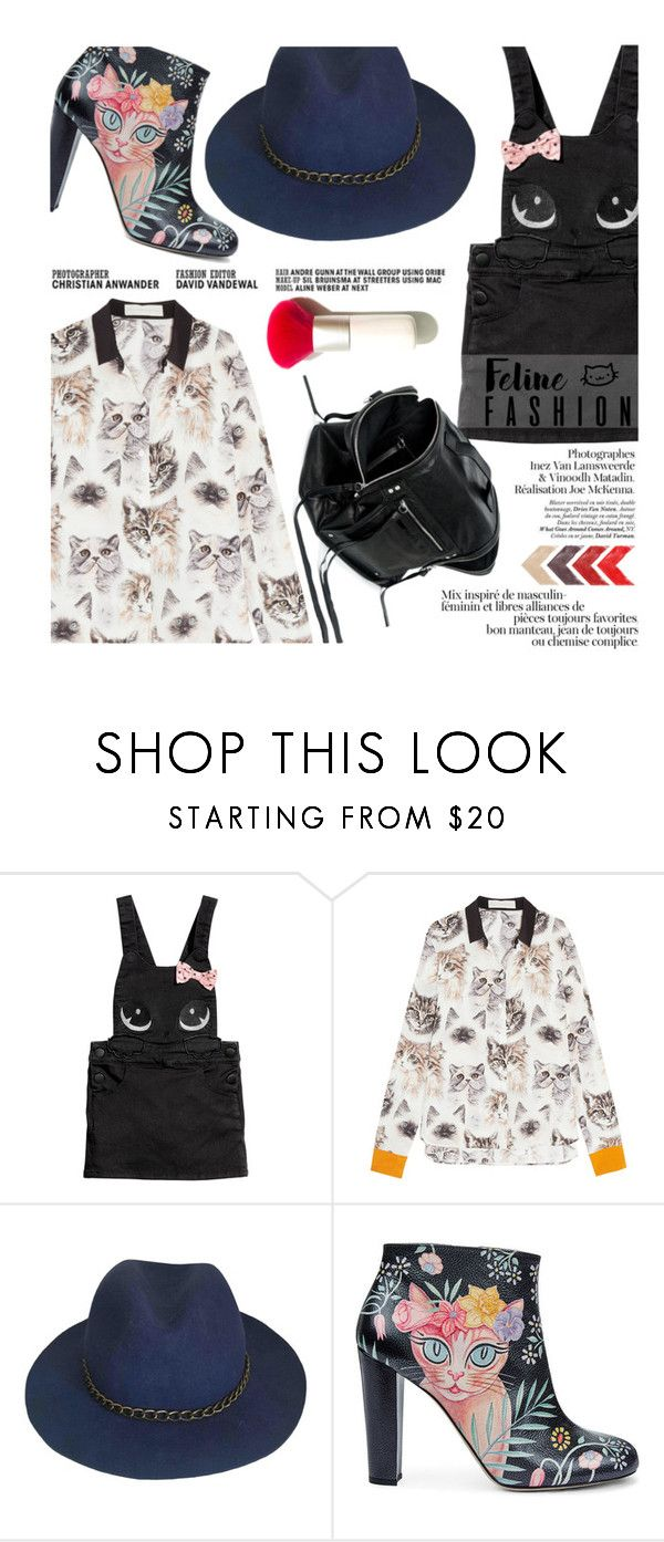 """""""Feline Fashion"""" by zayngirl1dlove ❤ liked on Polyvore featuring STELLA McCARTNEY, Zadig & Voltaire, Camilla Elphick and McQ by Alexander McQueen"""
