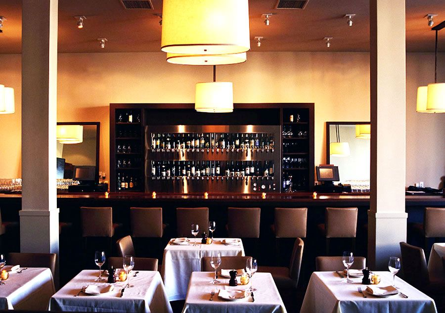 Best restaurant design romantic hospitality interior - Interior designers in los angeles ...
